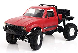 DAILYINT RC Cars, 1/12 Scale 4WD Off-Road Remote Control Car, 2.4Ghz High Speed 25Mph RC Truck/Monster Truck, Best RC Bugg...
