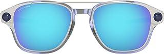 نظارات شمسية مربعة من التيتانيوم من اوكلي للرجال OO6042