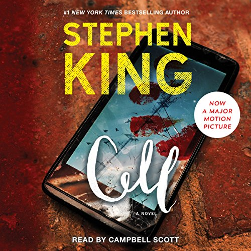 Cell Audiobook By Stephen King cover art