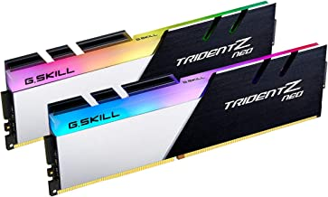 G.Skill Trident Z Neo (For AMD Ryzen) Series 16GB (2 x 8GB) 288-Pin RGB DDR4 3600MHz PC4-28800 Desktop Memory Model F4-3600C16D-16GTZNC