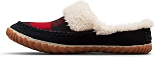 Sorel - Women's Out 'N About Slide Slipper with Faux Fur Lining