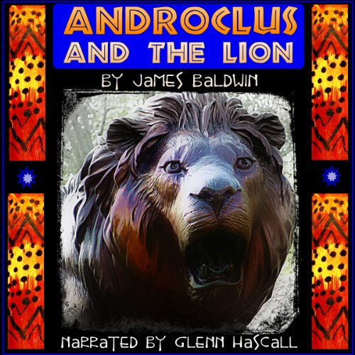 Androclus and the Lion audiobook cover art