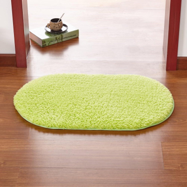 Lambs Wool Mats Soft Bedside Sofa Mat Kitchen And Bathroom Water-absorbing Non-slip Floor Mat-B 120x200cm(47x79inch)