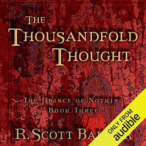 Couverture de The Thousandfold Thought