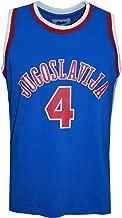 Retro League Yugoslavia 1986 Basketball Shirt
