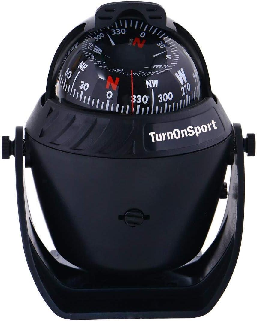 Dealing full price reduction TurnOnSport Boat Compass Dash Boating Mount - Bombing new work Flush