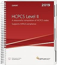 HCPCS 2019 Level II Expert Spiral (HCPCS Level II Expert (Spiral))