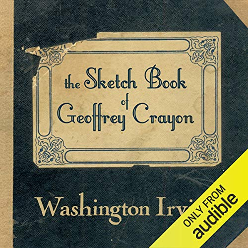 The Sketch Book of Geoffrey Crayon Titelbild