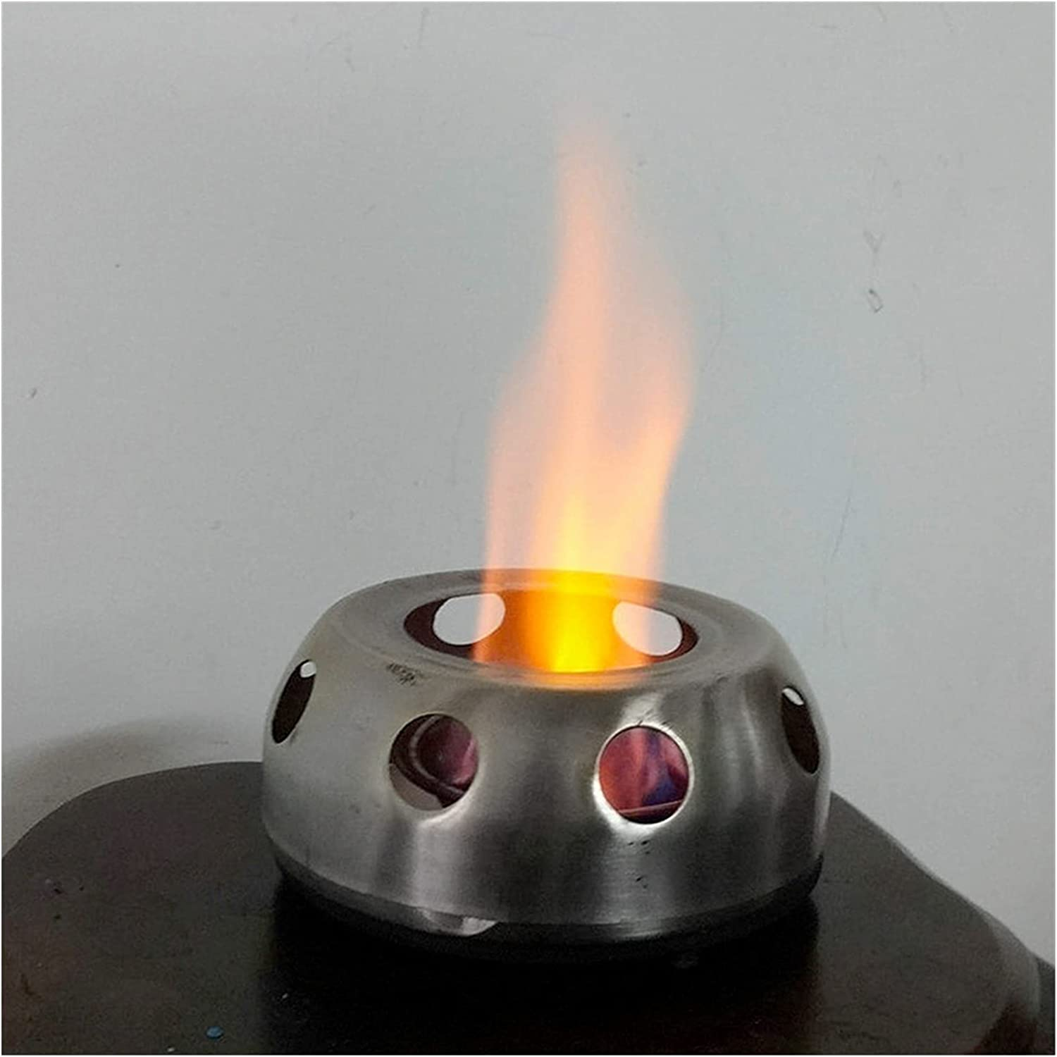Stainless Steel Stove Portable Ultra-light Great interest Excellent Spirit Alcohol