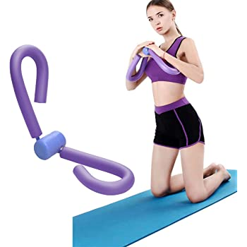 Amazon Com Covvy Thigh Master Thigh Workout Exerciser Thigh Toner Thigh Trimmer Butt Leg Arm Chest Toner Bodybuilding Fitness Weight Loss Slimming Home Gym Trainer Equipment Sports Outdoors