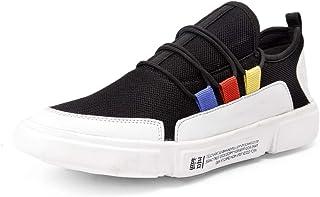 Rockfield Men's Black Casual Shoes