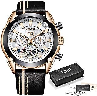 Fashion Watch Men Top Brand Luxury Automatic Mechanical Watch Casual Sport Waterproof Men Watches Relogio Masculino+Box An...