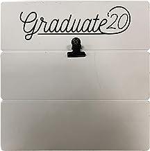 PRINZ Prairie White Clip Picture Frame Graduate 2020
