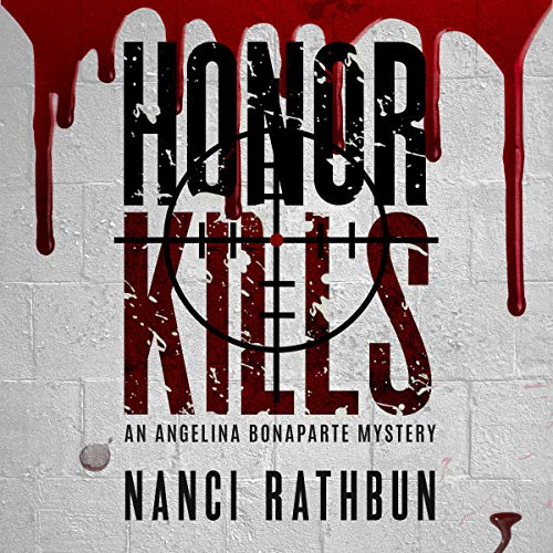 Honor Kills audiobook cover art