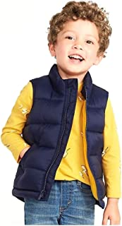 Frost-Free Vest for Toddler Boys!