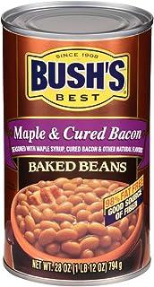 Bush's Best Maple Cured Bacon Baked Beans, 28 oz