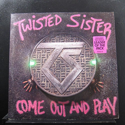 Twisted Sister - Come Out And Play - Atlantic - 81275-1-E