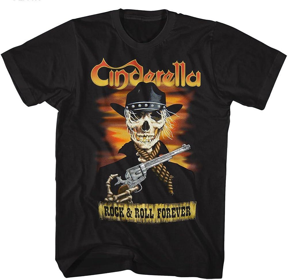 Max 81% OFF Cinderella Skelerella free Black Adult Tee T-Shirt