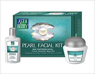 Best astaberry pearl facial kit Reviews