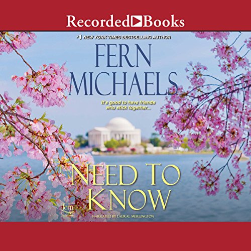 Need to Know audiobook cover art
