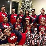 Weihnachtsfamilie Passende Pyjamas Set Warme Erwachsene Kinder Baumwolle Baby Strampler Nachtwäsche Weihnachten Familienmode Casual Homewear-Papa M.