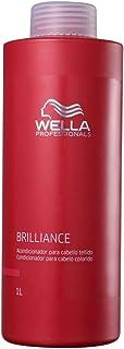Wella Professionals Brilliance - Condicionador Tamanho Professional 1L