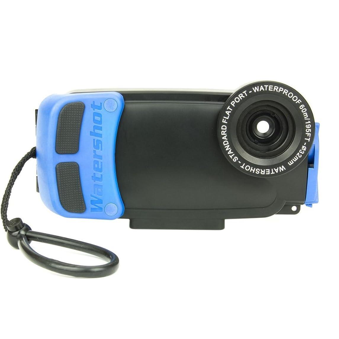 iPhone 6 Underwater Waterproof Housing/Case KIT by Watershot PRO Line