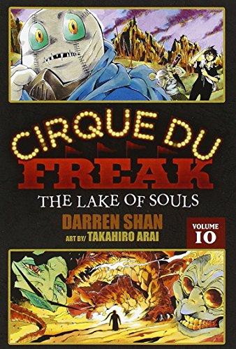 Cirque Du Freak: The Manga, Vol. 10: The Lake of Souls (Cirque Du Freak: The Manga, 10)