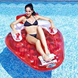 Pool Inflatable - The Strawberry Lounger