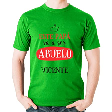 calledelregalo Regalo Personalizado para futuros Abuelos ...