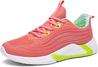 Women's Athletic Running Shoes Mesh Breathable Lightweight Casual Sneakers Walking Shoes Sports