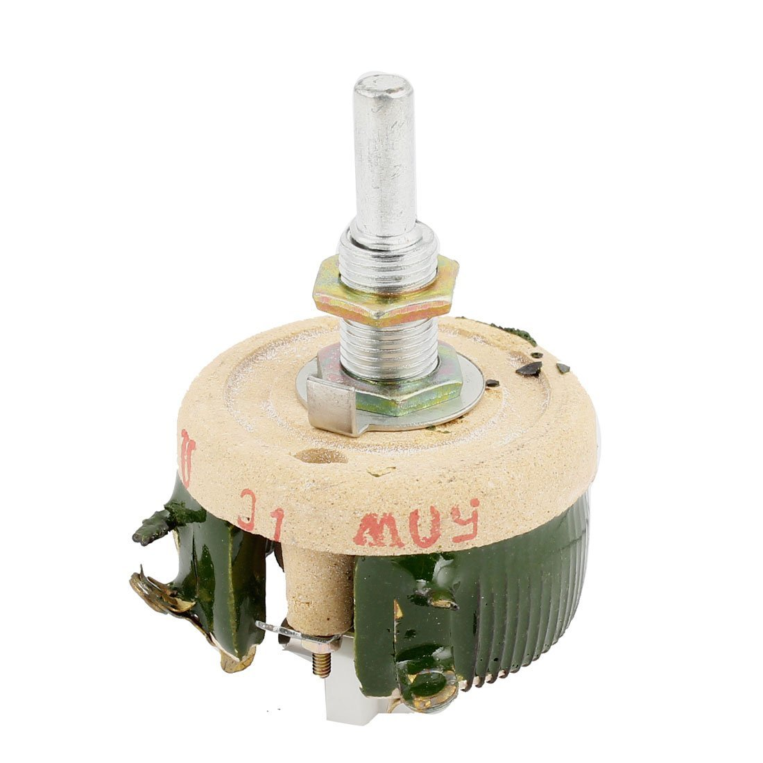 Winding Variable Indefinitely Max 64% OFF Resistance Rheostat with Ceramic core 50W O 10