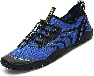 Water Schoenen Mens Womens Aqua Schoenen voor Zeilen Surf Vissen Zwemmen Schoeisel Sneldrogend Lichtgewicht, Gr.2.5-13 UK
