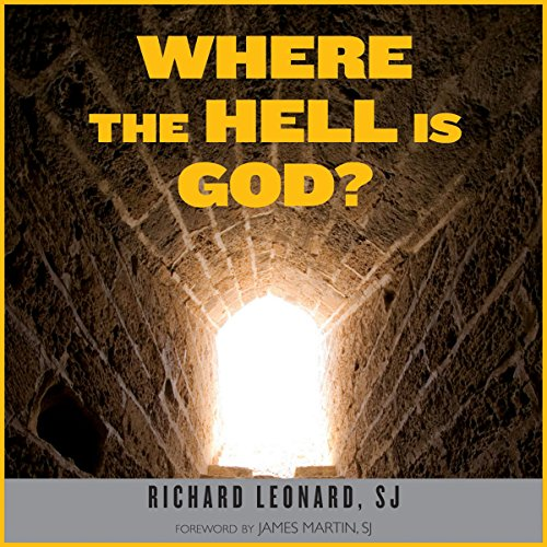 Where the Hell Is God? audiobook cover art
