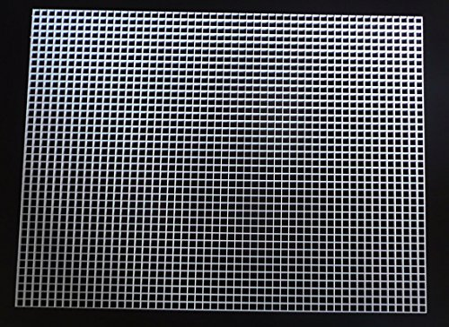 Lasergitter - laser grid - acrylic grid 15 Stück per VP 15 pices per unit