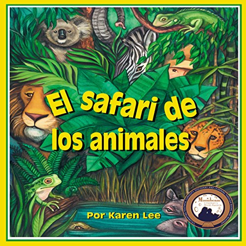 El safari de los animales [Safari Animals] cover art