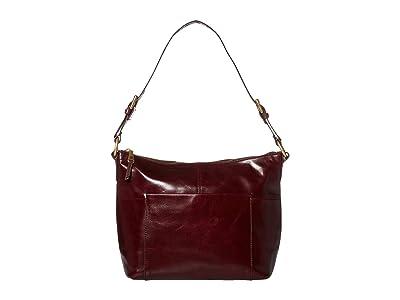 Hobo Charlie (Deep Plum) Handbags