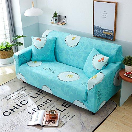 HOME-SOFA COVER Europäischen Stil Stretch sofabezug,1,2,3,4-sitzige L royal slipcover sofagarnitur-G 4 Sitzer