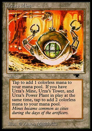 Magic The Gathering - Urza