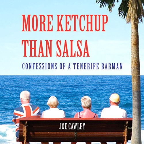 More Ketchup Than Salsa audiobook cover art