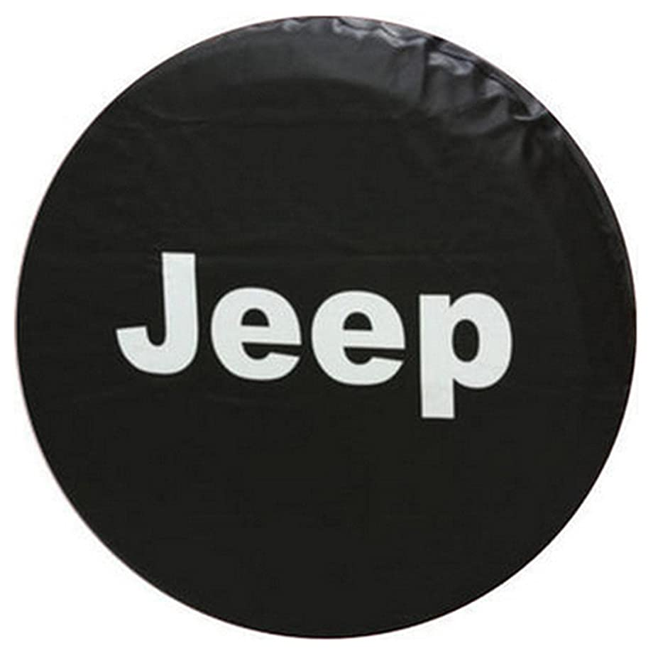 Styling PVC Leather Spare Tire Cover 16 Inch Compatible For Jeep Wrangler Liberty Car Spare Wheel Cover 30