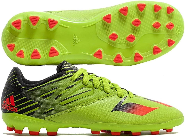 Adidas Messi 15.3 Ag J, Unisex Babies' Football Boots