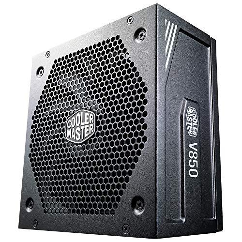 Cooler Master V850 Gold V2 PSU, UK Plug - 850 W, 80 PLUS Gold, Fully...