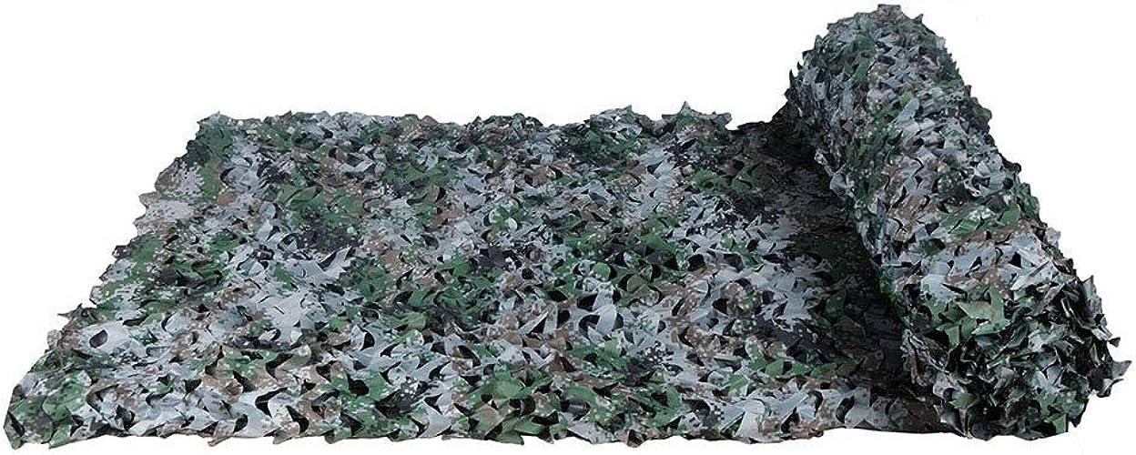 Camouflage Militaire Bache écran Solaire Camping 2M × 3M Oxford Chasse Au Tissu Accessoires Convient pour Tente Camping Tir Chasse