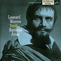 Verdi Baritone Arias