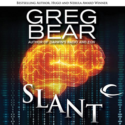 Slant audiobook cover art