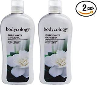 Bodycology Pure White Gardenia Moisturizing Body Lotion (Pack of 2)