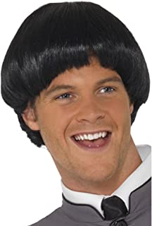 Smiffy's 1960's Bowl Cut Wig