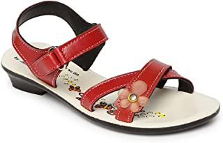 PARAGON P-Toes Kid's Red Sandals