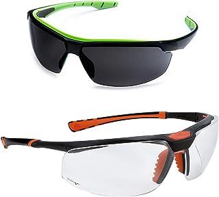 Óculos De Sol Esportivo Bike Ciclismo + Noturno Transparente